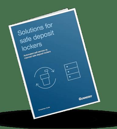 Solutions for safe deposit lockers